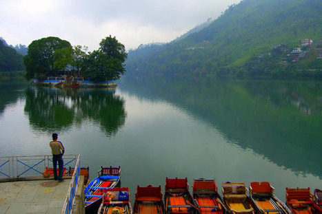 Nainital Lake- Single Attraction For Different Reasons | Explore The Destinations in India & Across India | Scoop.it