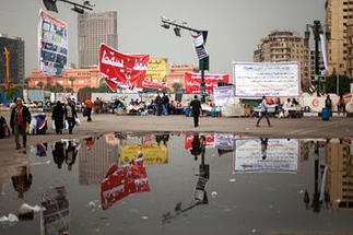 Amid Egypt's election, Tahrir Square stays relevant (VIDEO) | Coveting Freedom | Scoop.it