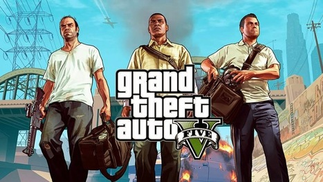ALL OF THE BEST: Grand Theft Auto 5: A Review of GTA 5 | HEALTHY FOR LIFE | Scoop.it