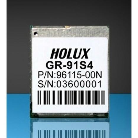 Holux GR-91S4 GPS Module | Holux | Scoop.it