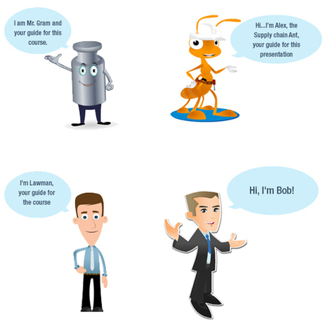 Gesture and Lecture: E-Learning Avatars | Aprendiendo a Distancia | Scoop.it