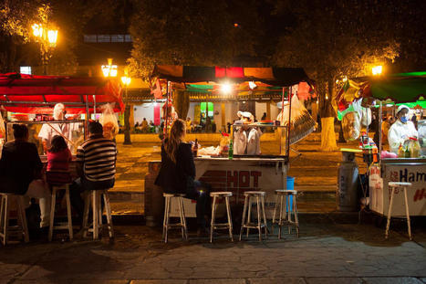 A Visual Guide to Eating Through Mexico   The Joy of Mexico   Scoop.it