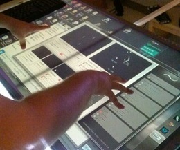 Creating your First Multi-touch Table | Electronique | Scoop.it