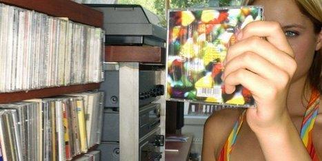 Marché de la musique : la chute des ventes s'accélère | Culturebox | Trucs de bibliothécaires | Scoop.it