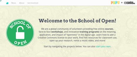 10 cursos gratuitos sobre derechos de autor y recursos educativos abiertos | Las Tics y las ciencias de la informacion | Scoop.it