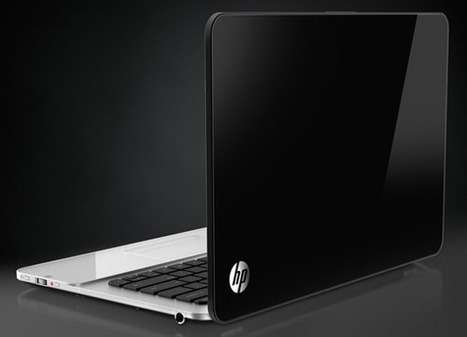 HP unveils glass-cased Ultrabook • reghardware | Technology and Gadgets | Scoop.it