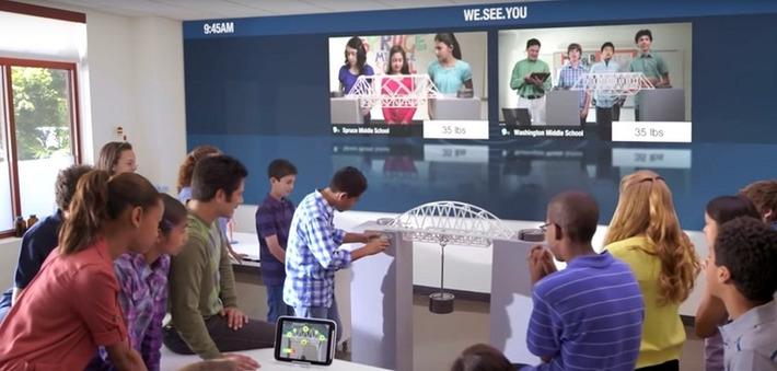 Éducation : comment les objets connectés vont transformer l'enseignement | Internet du Futur | Scoop.it