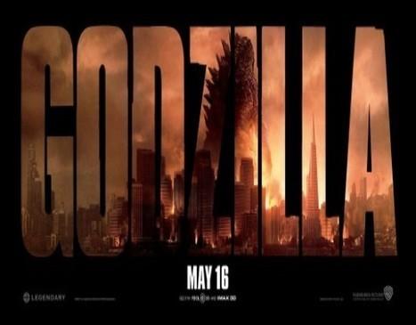 فيلم الاكشن والمغامرات والخيال العلمي Godzilla 2014   aflem   Scoop.it
