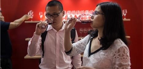 Vinexpo: Hong Kong l'indispensable vitrine pour le vin français | Verres de Contact | Scoop.it