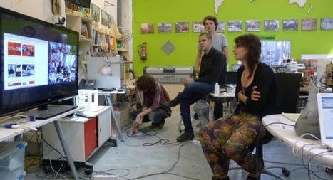 Fab Lab Barcelona > Fabricacion Digital Personal|Diseño y Arquitectura, Cooperacion y Desarrollo, Educacion e Investigacion | The Nomad | Scoop.it