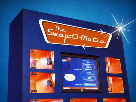 Crowdfunding Platform: Swap-O-Matic Aims to Become A Mascot of The New Sharing Economy | Sustainable Futures | Scoop.it