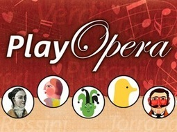 Play Opera - DADA Company | digital technologies in classical music & opera | Scoop.it