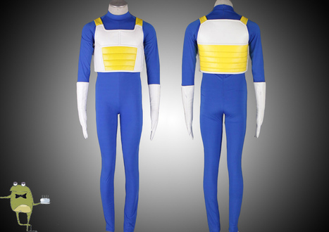 Dragon Ball Z Vegeta Super Saiyan Cosplay Costume Armor | Anime Cosplay Costumes | Scoop.it