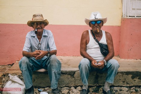 Portraits from Trinidad Cuba | Adrian Seah | Fuji X-Pro1 | Scoop.it