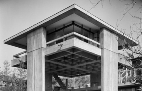 ON TRIAL: The MEETING of East and West: Kikutake and Le Corbusier | Australian Design Review | The Architecture of the City | Scoop.it