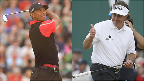 Phil and Tiger have something new in common, but they also remain more ... - Golf.com | Business and Sport Management | Scoop.it