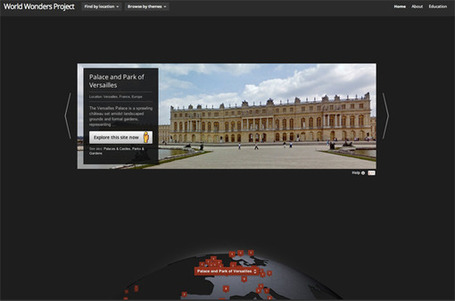 Google als museum meer informatie over het Google World Wonders Project | Educatief Internet | Scoop.it