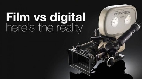 Film vs Digital: Here's The Reality | FilmmakerIQ.com | M Studio Scoops | Scoop.it