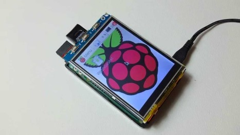 How to Setup an LCD Touchscreen on the Raspberry Pi @Raspberry_Pi #piday #raspberrypi | Raspberry Pi | Scoop.it