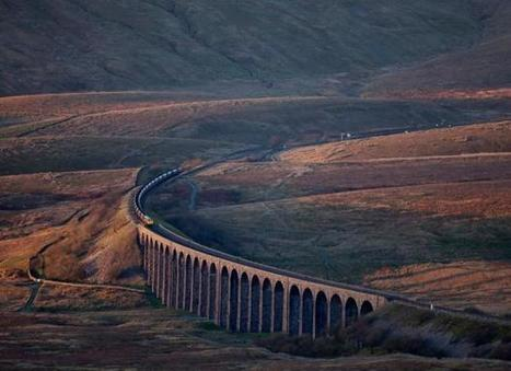 Ribblehead Viaduct image scoops national photography award - Craven Herald | Railway anthology | Scoop.it