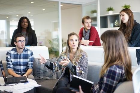 Les 6 tendances digitales de l'entreprise du futur | Analyse Stratégique | Scoop.it