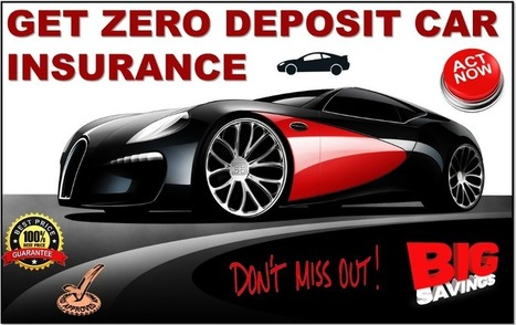Best Auto Insurance Companies with Zero Down Payment, Compare Quotes Online | One Day Car Insurance Quote | Scoop.it