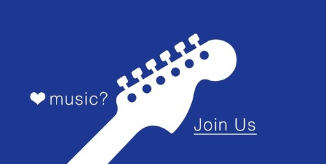 Music Is A Movement - Calling Music Lovers & Musicians - Curagami | Collaborative Revolution | Scoop.it
