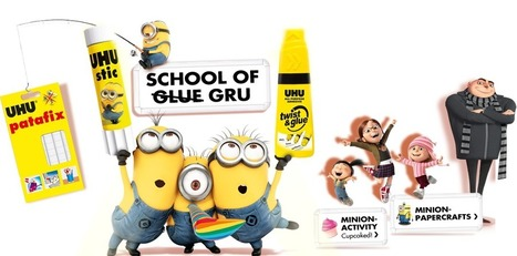 #UHU en campagne promo avec Moi, Moche et Méchant 2″   LD Consulting   OasisOSF   Scoop.it