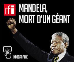 Nelson Mandela: mort d'un géant | Nelson Mandela en français | Scoop.it