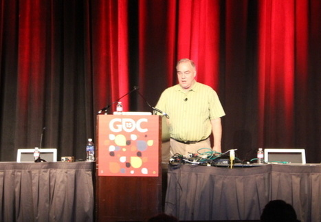 Como transformar limitações de hardware em estratégias de gameplay? Warren Robinett e Howard Scott Warshaw lhe explicam | Videogames | Scoop.it