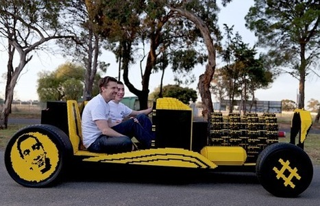 Zero-Emissions LEGO Car Nails It   Sustain Our Earth   Scoop.it