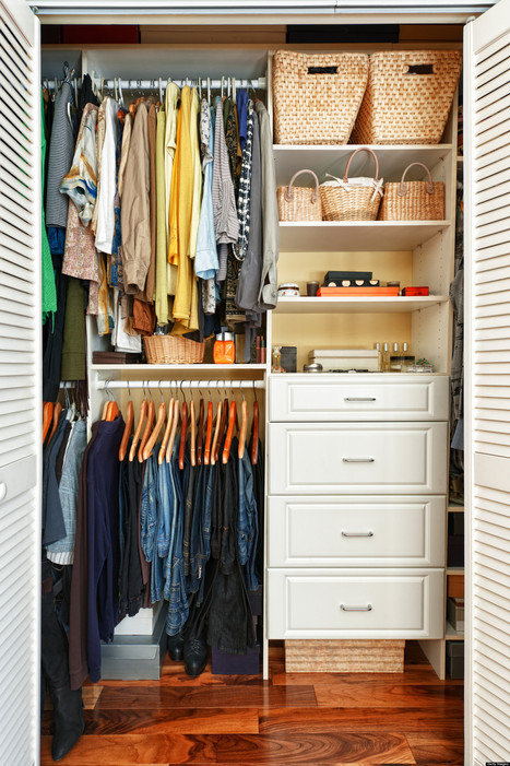 13 Professional Tips to Stay Organized for Life - Huffington Post Canada | Home Organizing Solutions | Scoop.it