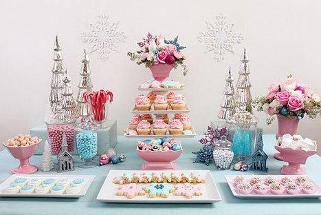 » L'art de confectionner sa sweet table | Tendances du moment | Déco & mariage | Scoop.it