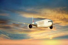 Emirates celebrates record month flying out of UK's Newcastle   dubai logistics   Scoop.it