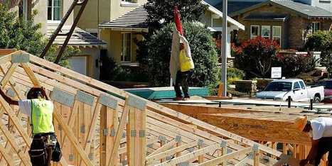 HOUSING STARTS SURGE [CLICK HERE] | real estate | Scoop.it