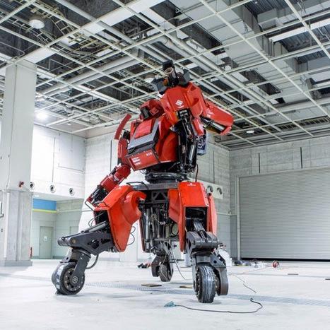 A Million-Dollar Robot Suit Is Available On AmazonJapan | Robolution Capital | Scoop.it