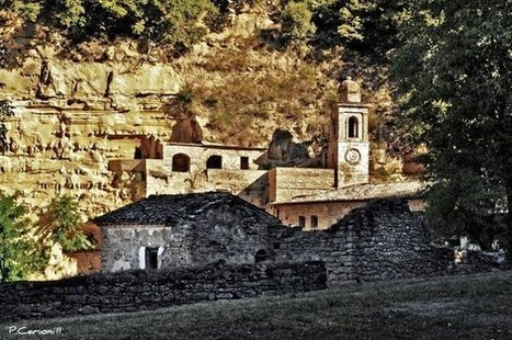 San Giuseppe delle grotte Hermitage of the White Friars - Eremo dei Frati Bianchi | Le Marche another Italy | Scoop.it