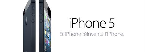 iPhone 5, un renouveau ?   WolfAryx informatique   Articles du site   Scoop.it