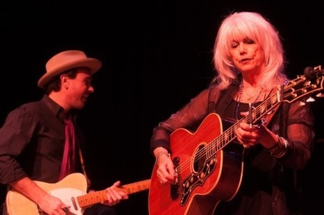 Emmylou Harris, Rodney Crowell look back at Chautauqua Auditorium (photos, review) | Acoustic Guitars and Bluegrass | Scoop.it
