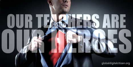 4 Common Myths About Teachers | Learning  and Libraries | Scoop.it