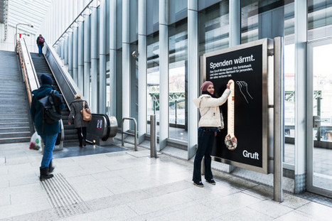 Best Creative Campaigns by Charities | Out of Home | Scoop.it