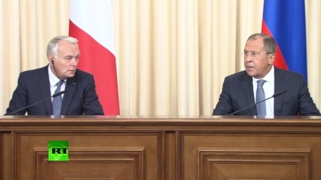 Russian & French FMs speak on Syria in Moscow | Saif al Islam | Scoop.it