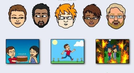 Bitstrips bootstraps social comics on Facebook to 10M users and 50M unique cartoons   Social Media   Scoop.it