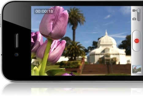 Time To Bid Adieu To Live Event iPhone Videos [Video] - PSFK   Apple Rocks!   Scoop.it
