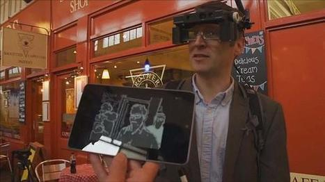 Cientistas desenvolvem óculos inteligentes e prometem ajudar cegos | Bibliotecas Escolares & boas companhias... | Scoop.it
