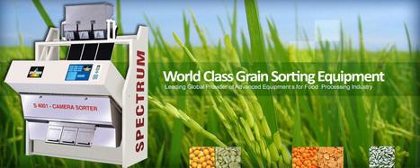 Food Processing Industry - Food Processing Equipment Manufacturers - Spectrum Industries - Mangalore - India   Gravity Separator Manufacturers   Scoop.it