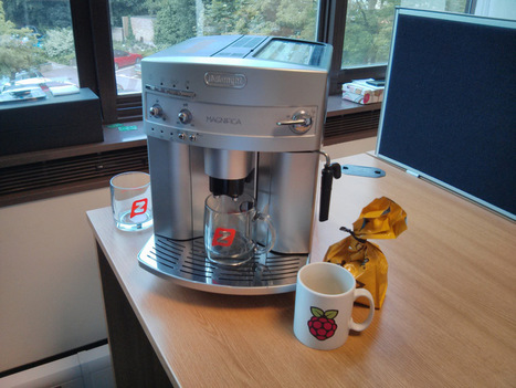 How-To: Text Your Coffeemaker | Raspberry Pi | Scoop.it