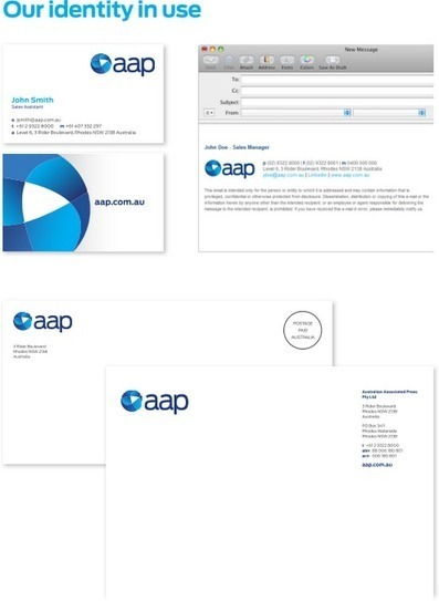 The Branding Source: New logo: Australian Associated Press | timms brand design | Scoop.it