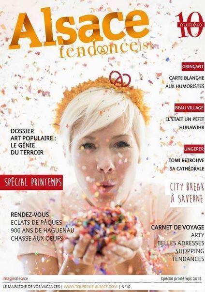 Alsace Tendance(s) Printemps 2015 | Le site www.clicalsace.com | Scoop.it