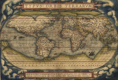 Theatrum Orbis Terrarum | GenealoNet | Scoop.it